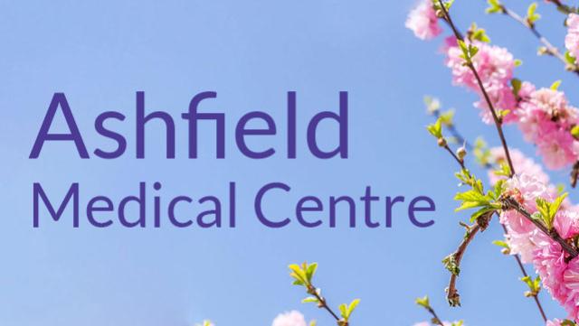 Ashfield Medical Centre logo