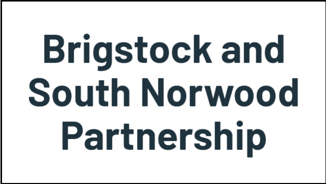 Brigstock and South Norwood Partnership logo