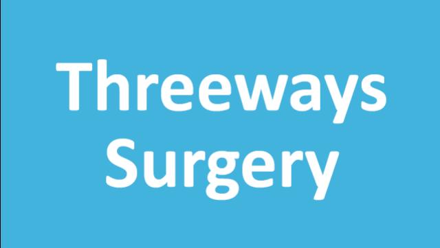 Threeways Surgery logo