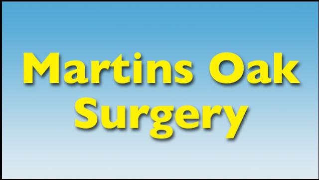 Martins Oak Surgery logo