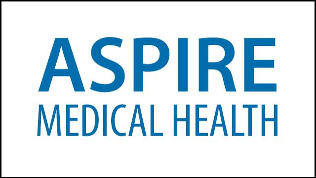 Aspire Medical Health logo