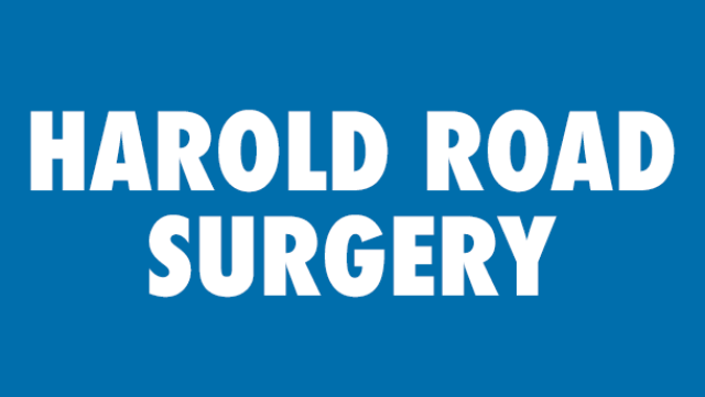 Harold Road Surgery logo