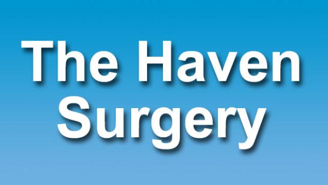 The Haven Surgery logo
