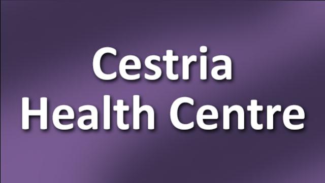 Cestria Health Centre logo
