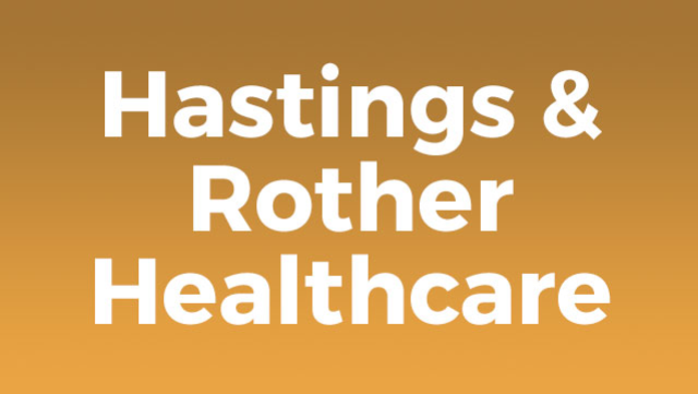 Hastings & Rother Healthcare logo