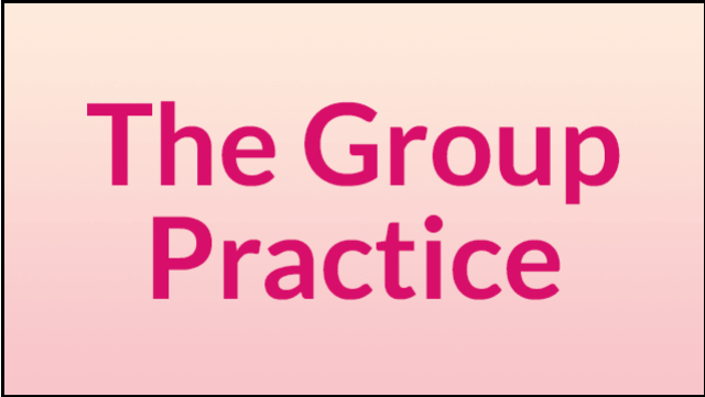 The Group Practice logo