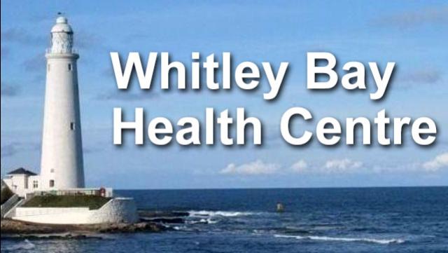Whitley Bay Health Centre logo