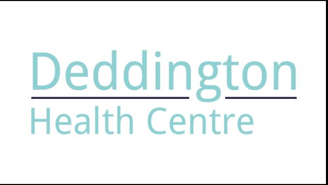 Deddington Health Centre logo