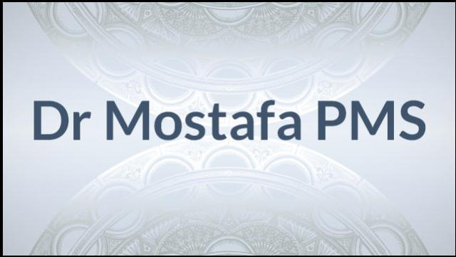 Dr Mostafa PMS logo