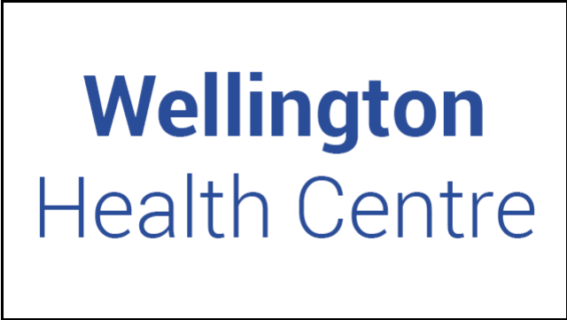 Wellington Health Centre logo