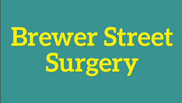 Brewer Street Surgery logo