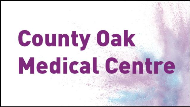 County Oak Medical Centre logo