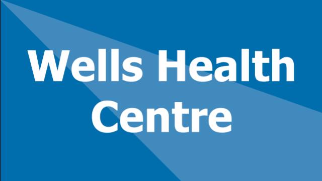 Wells Health Centre logo