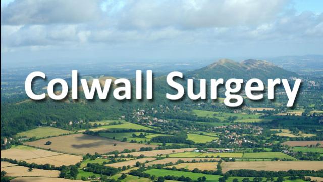 Colwall Surgery logo