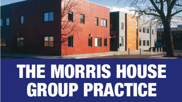 The Morris House Group Practice logo