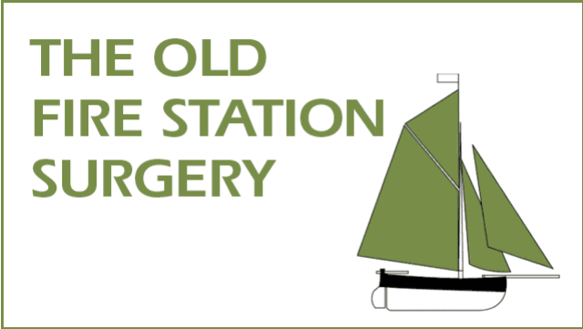 The Old Fire Station Surgery logo