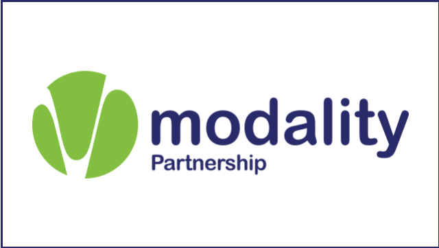 Modality Partnership logo