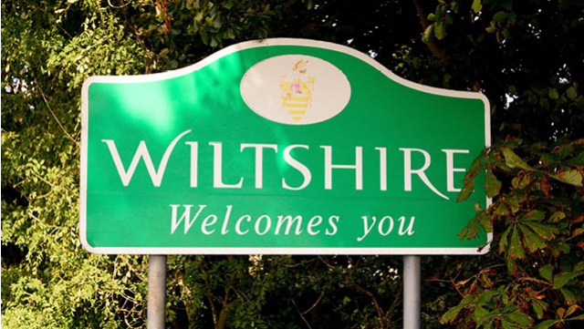 Welcome to Wiltshire logo