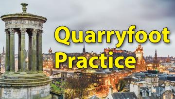Quarryfoot Practice logo