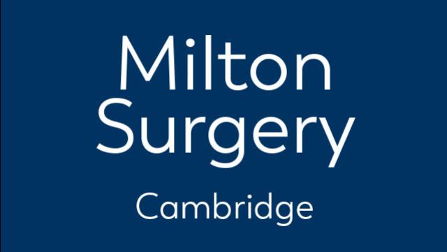 Milton Surgery logo