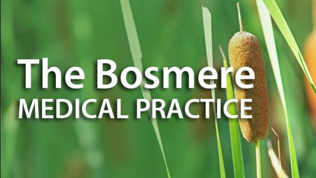 the-bosmere-medical-practice_logo_201907031001455 logo