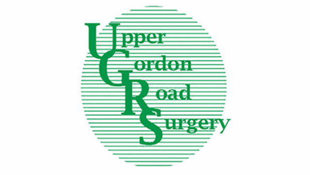 Upper Gordon Road Surgery logo