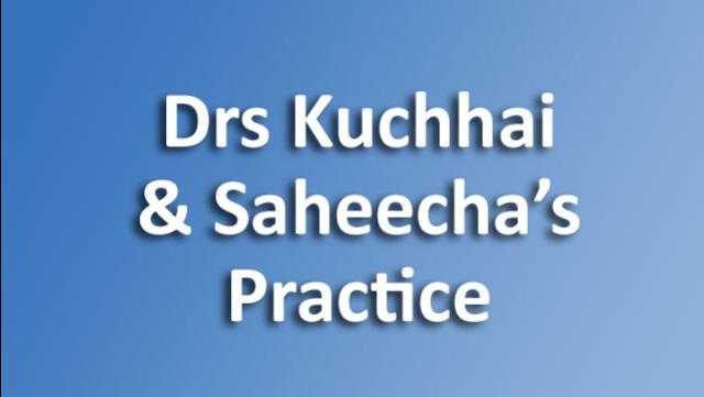 Drs Kuchhai & Saheecha's Practice logo