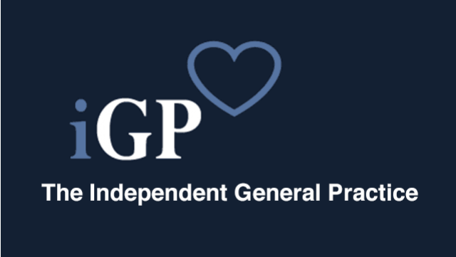 The Independent General Practice logo