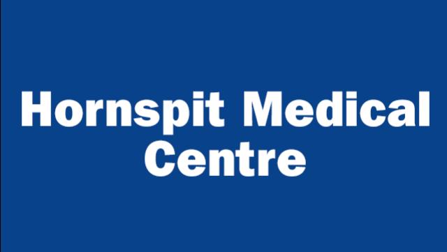 Hornspit Surgery logo