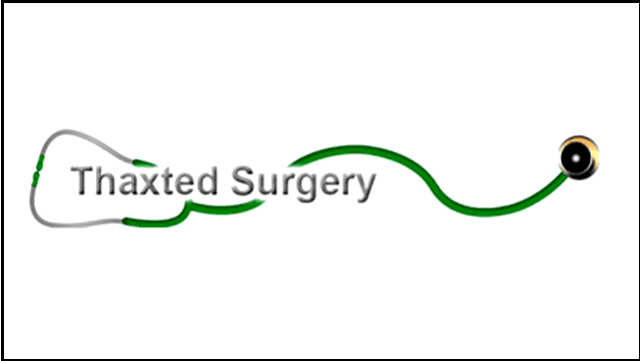 Thaxted Surgery logo