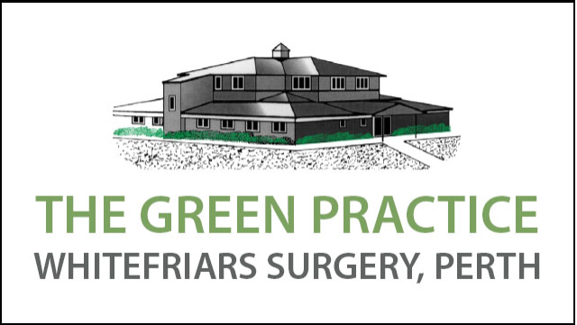 The Green Practice - Whitefriars Surgery logo